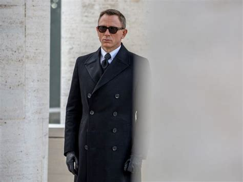 Bond 007 Daniel Craig White bond daniel craig in spectre fashion