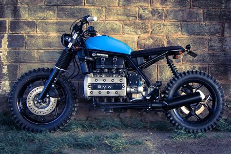 bmw motorcycle scrambler le scrambler bmw k75 de the foundry mc 4h10