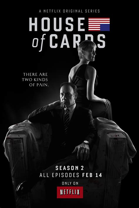 new house of cards new house of cards season 2 trailer and poster comingsoon net