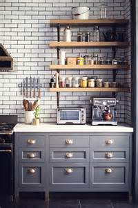Shelving For Kitchen Cabinets Styling Open Shelves In Your Kitchen