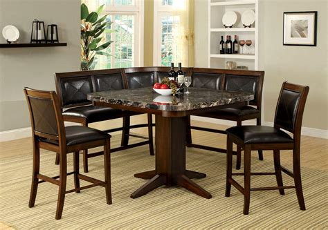 8 Pc Dining Room Set by A M B Furniture Amp Design Dining Room From Amb