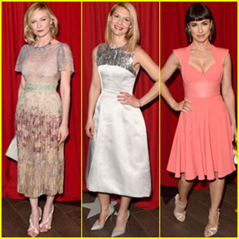claire danes and kirsten dunst 2016 afi awards photos news and videos just jared