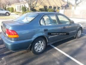 Honda Civiv Lx 1996 Honda Civic Lx Sedan 4 Door 1 6l