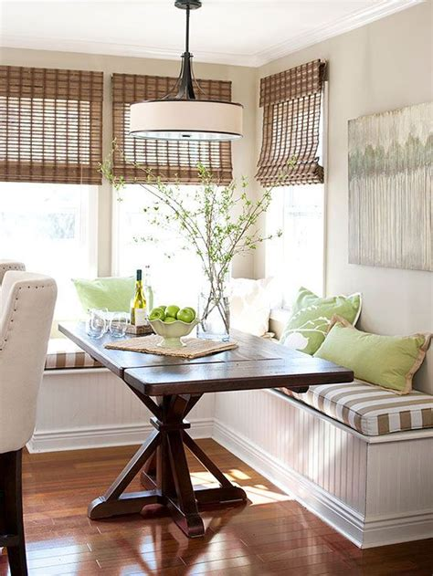 small space banquette ideas bench windows