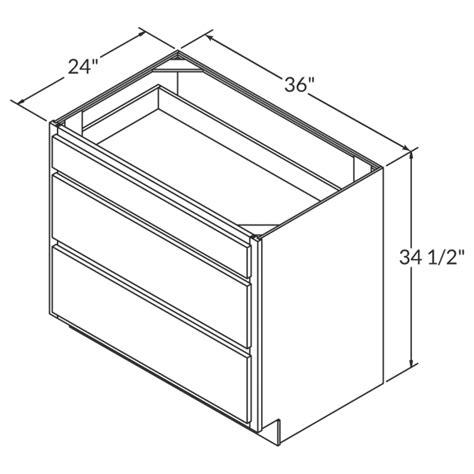 36 base kitchen cabinet db36 richmond drawer base kitchen cabinet rta kitchen