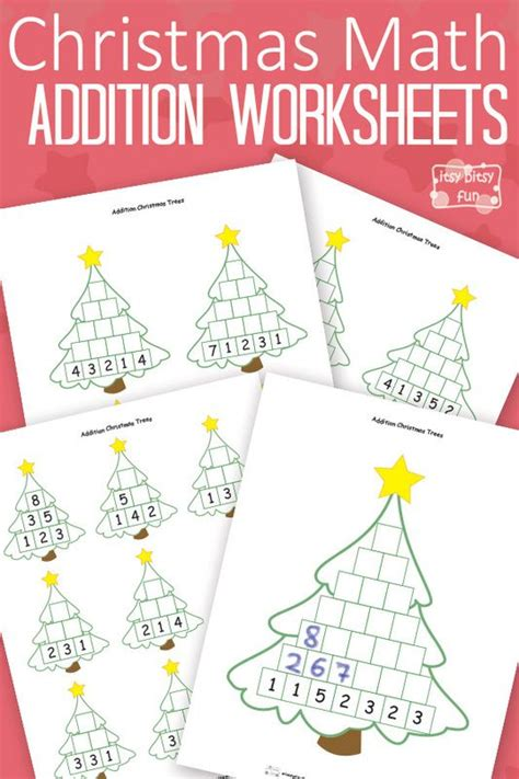 christmas algebra projects printable themed math worksheets 1000 ideas about math worksheets on