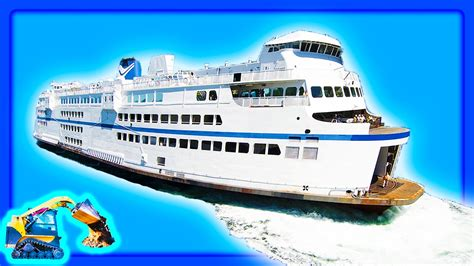 ferry boat picture ferry boat for kids youtube