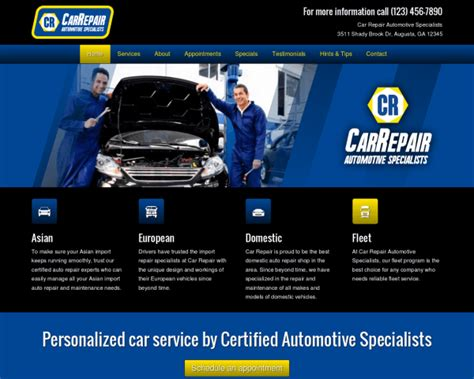layout part wordpress car repair wordpress theme wordpress themes for service