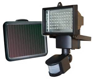 solar motion activated security light xtralert motion activated solar powered security led light