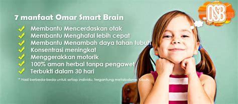 Osb Omar Smart Brain Cair Nutrisi Kecerdasan Anak vitamin otak osb omar smart brain osb