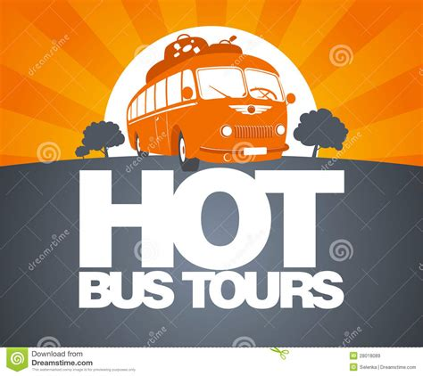 Tour Design Template by Tour Design Template Royalty Free Stock Images