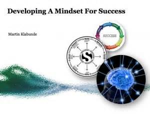 chion ten ways to develop a successful mindset paul g brodie seminar series book 6 books developing a mindset for success martin klabunde