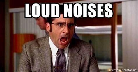 loud noises brick tamland meme generator