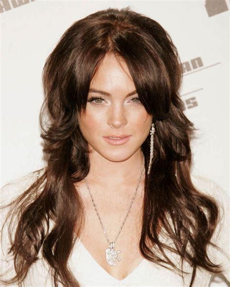 Lindsay Lohan Hairstyles by Lindsay Lohan Hairstyles Loshairos