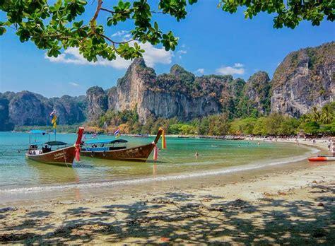 island  beach holiday destinations  thailand