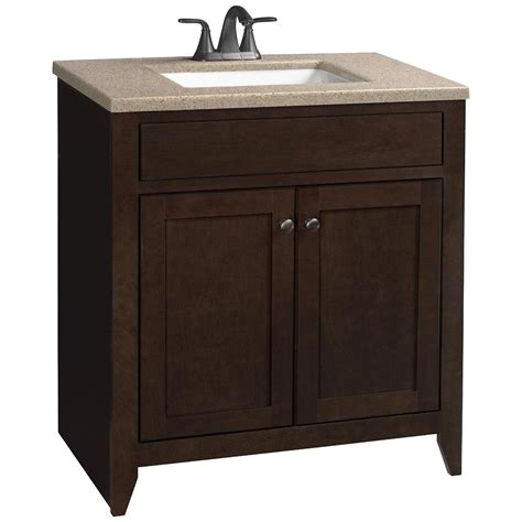home depot bathroom vanity sink combo