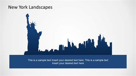 new template for powerpoint new york city powerpoint template slidemodel