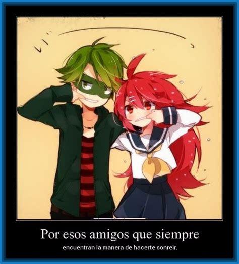 imagenes de amistad anime para descargar imagenes de animes amigos y de amistad