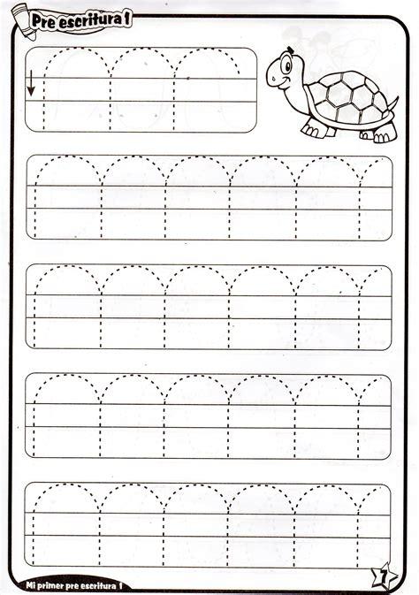 meter imagenes a pdf preescritura fichas para ni 241 os de 4 a 241 os material de