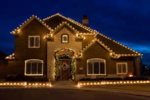 lights on house with seasonal project the basics of hanging outdoor