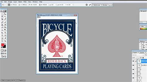 bike business card template hd tutorial how to make your own custom bicycle box