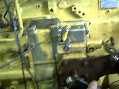 how to remove a 3406 cat injection pump | autos post