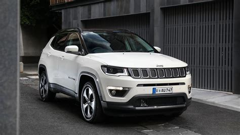 jeep car white white car suv jeep compass limited 2018 wallpapers and