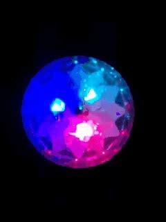 Lu Tidur Disko Disco Putar Rotate lu disco dan dekorasi rotating disco led