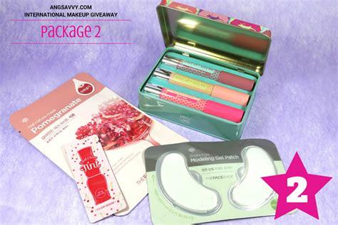 International Makeup Giveaway - ang savvy international makeup giveaway may 2015 winners ang savvy