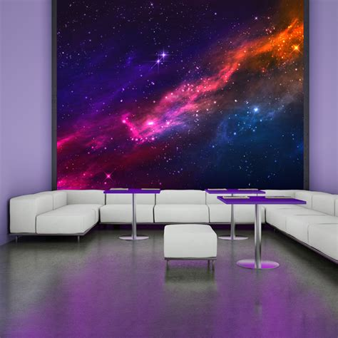 outer space wall mural outer space nebula universe astronomy wall mural cosmic photo wallpaper