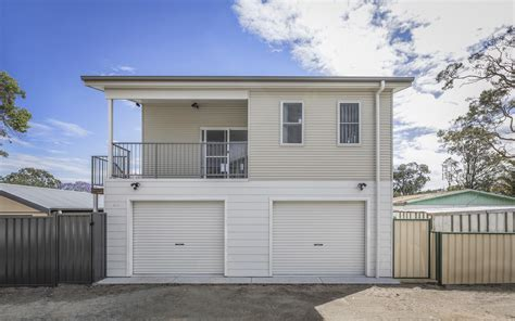 2 Storey Garage Designs build a two storey granny flat the process from start to