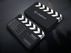 videographer business card template videographer business card template