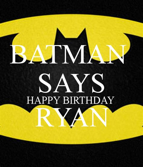 happy birthday batman design happy birthday son batman says best free home design