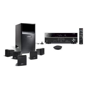 tvaudiomarkt bose acoustimass 6 home theater system