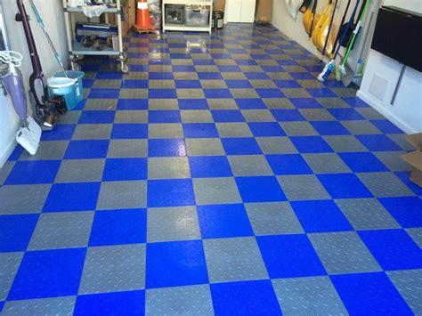 G Floor Garage Flooring Speedway Garage Tile Interlocking Garage Flooring 6 Lock Tile Orange 25 Pack