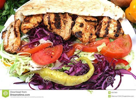 Ottoman Kebab by Turkish Chicken Kebab Stock Image Image Of Cabbage Kebab