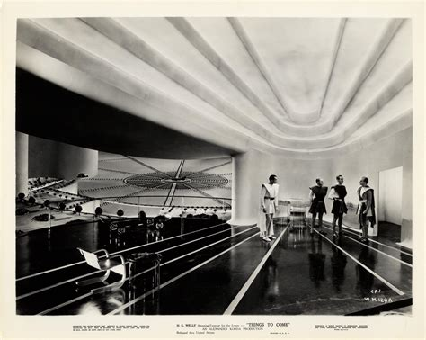 a to come 1936 things to come set design cinema the list