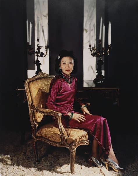 Oei Hui Lan npg x137761 madame wellington koo n 233 e hui lan oei large image national portrait gallery