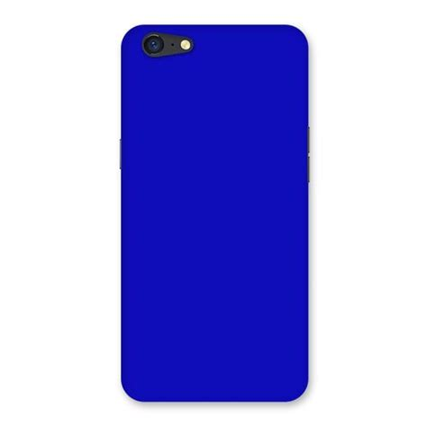 Matte Oppo A71 cobalt blue back for oppo a71 mobile phone covers
