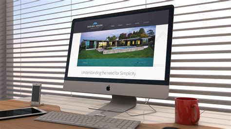 house web design design house architecture branding website black sheep hamilton