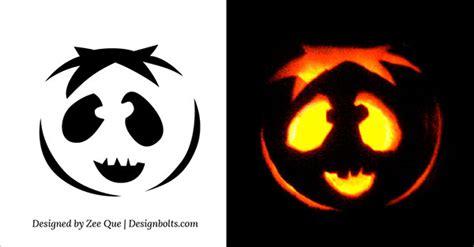 Printable Pumpkin Stencils Cute | cute spider pumpkin stencil