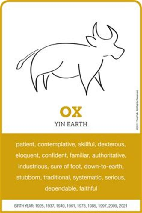 1000 images about year of the ox on pinterest ox