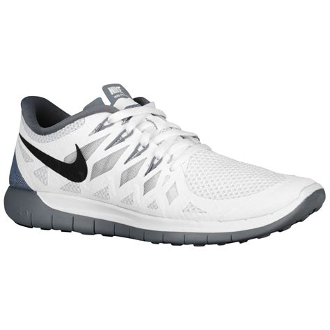 Nike Free Running White nike running shoes womens nike free 5 0 2014 white black