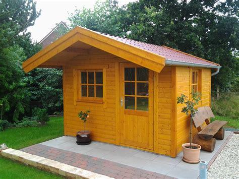 Gartenhaus 4 X 3