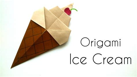 How To Make An Origami Cone - origami cone origami for paper