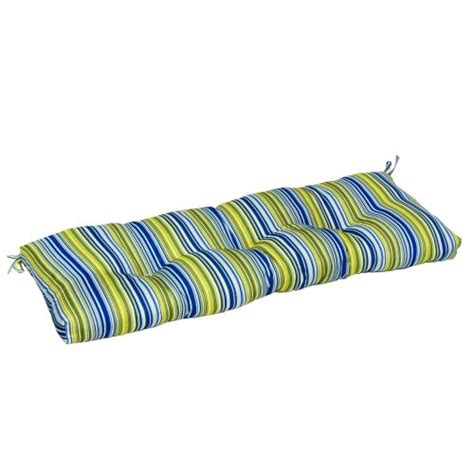 51 inch bench cushion greendale home fashions ic5812 vivid indoor bench cushion