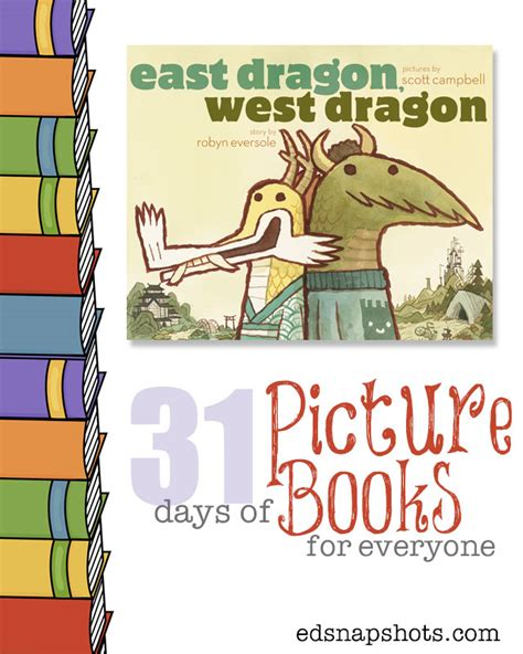 beyond east and west books east west 31 days of picture books for