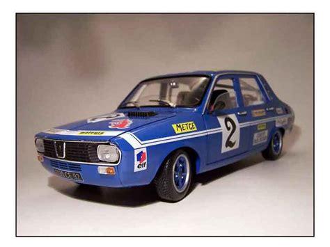 renault rally gordini rallye solido renault 8 miniature 118