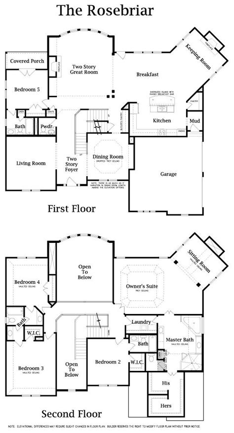 2 house blueprints 25 best ideas about floor plans on house