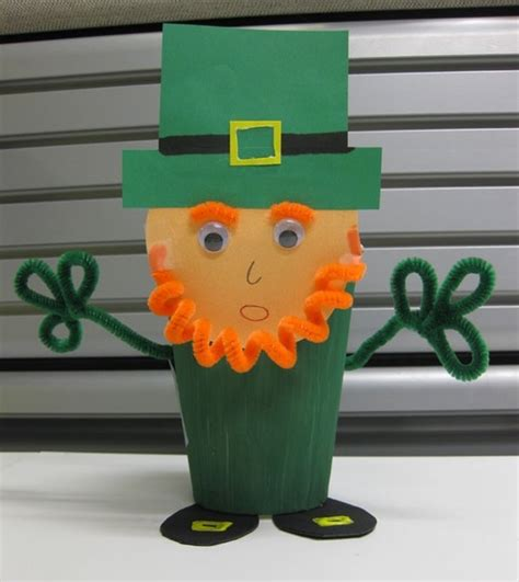 leprechaun crafts for leprechaun craft ideas for preschool preschool crafts